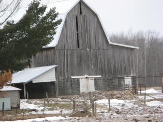 Really large barn.